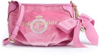 Juicy Couture Glitteratzi Mini Crossbody Bag