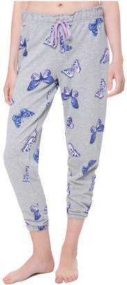Juicy Couture Butterfly Jogger Pant