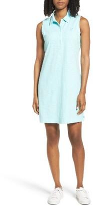 Women's Vineyard Vines Garment Dyed Polo Dress $88 thestylecure.com
