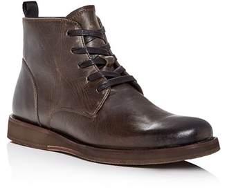 John Varvatos Men's Leather Boots