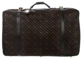 Gucci Vintage GG Suitcase