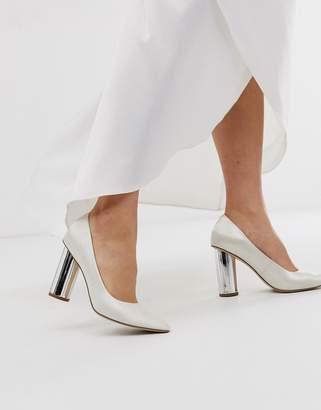 b8661438fe White High Heel Heels - ShopStyle UK