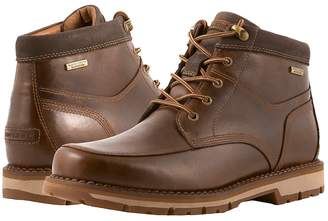 Rockport Centry Panel Toe Boot Waterproof Men's Boots