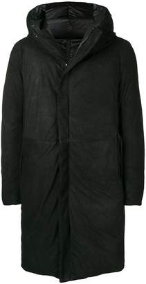 Poème Bohémien hooded padded coat