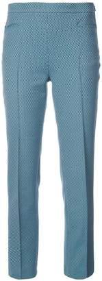 Akris Punto slim cropped trousers
