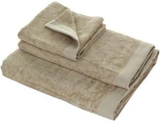 Roberto Cavalli Logo Towel