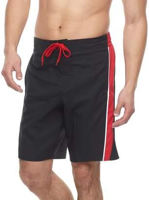 adidas Men's Pipeline Splice 4-Way Stretch E-Board Shorts