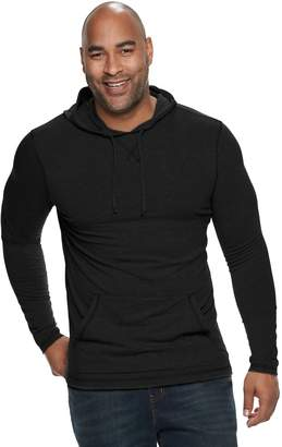 Sonoma Goods For Life Big & Tall SONOMA Goods for Life Supersoft Slim-Fit Hoodie Tee
