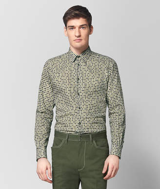 Bottega Veneta MULTICOLOR COTTON SHIRT
