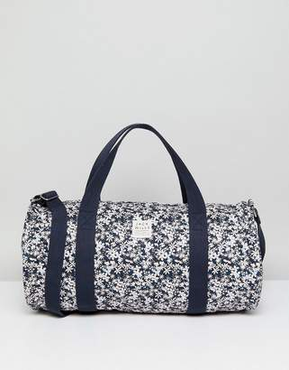 Jack Wills Ledbrook Floral Gym Bag