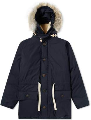 Nigel Cabourn Authentic Everest Parka
