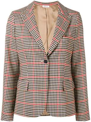 P.A.R.O.S.H. tweed suit jacket