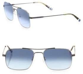 Etnia Barcelona Vintage Fremont Sun 56MM Rectangular Sunglasses