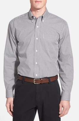 Cutter & Buck 'Epic Easy Care' Classic Fit Wrinkle Free Gingham Sport Shirt
