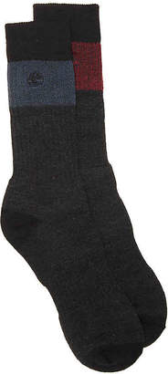 Timberland Colorblock Crew Socks - 2 Pack - Men's