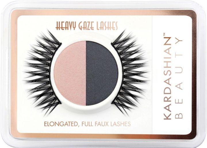 Ulta Kardashian Beauty Lash Dash Faux Lashes - Heavy Gaze Set