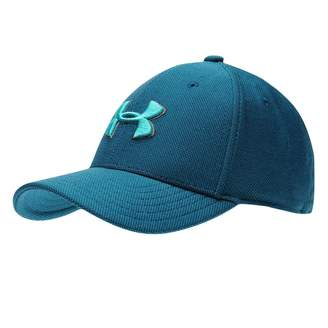 Under Armour Kids Boys Heathered Blitzing Cap Junior Baseball