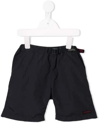 Gramicci Denim Dungaree x shorts