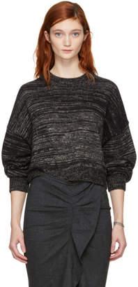 Etoile Isabel Marant Black Alpaca Rodd Sweater