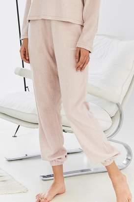Ragdoll LA FUZZY LOUNGE PANT Dusty Pink