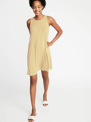 23857afd09e Old Navy Sleeveless Jersey Swing Dress for Women