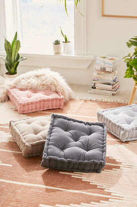 Tufted Floor Pillow - ShopStyle