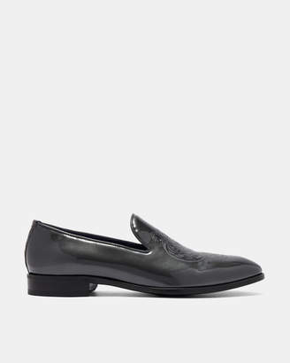Ted Baker JYANIS Patent leather slippers