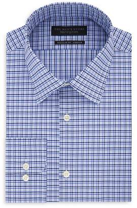 bd283d09b4 Bloomingdale s The Men s Store at Checked Regular Fit Dress Shirt - 100%  Exclusive