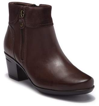 Clarks Emslie Twist Ankle Boot - Wide Width Available