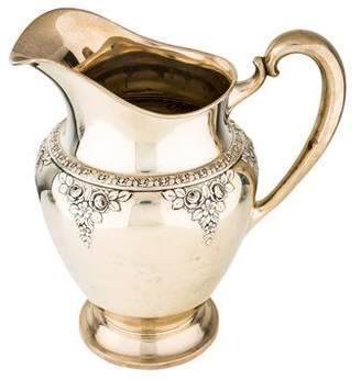 Wallace Sterling Normandie Water Pitcher