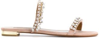Aquazzura Eden flat sandals