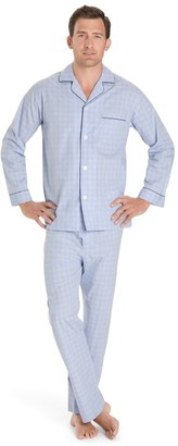 Brooks Brothers Glen Plaid Pajamas