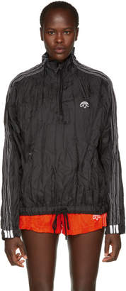adidas by Alexander Wang Black Adibreak Windbreaker