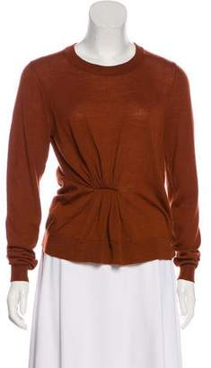3.1 Phillip Lim Merino Wool Long Sleeve Top