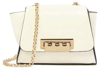 Zac Posen Eartha Mini Chain Leather Crossbody Bag