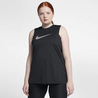 Nike Dri-FIT Women's Training Tank (Plus Size)
