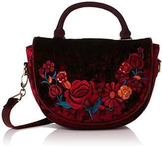 Irregular Choice Womens Casa Blanka Bag Top-Handle Bag