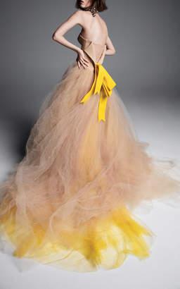Vera Wang Verushka A-line Gown
