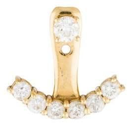 Anita Ko 18K Diamond Ear Jacket