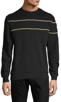Publish Crewneck Long-Sleeve Sweatshirt