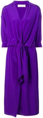 Victoria Beckham Victoria tie waist dress