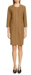 PARTOW Jaden Zip Front Dress