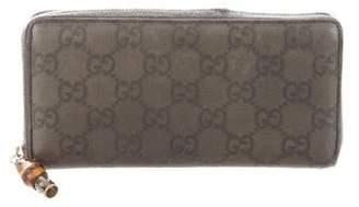 e8796bde988a Gucci Guccissima Women Wallet - ShopStyle