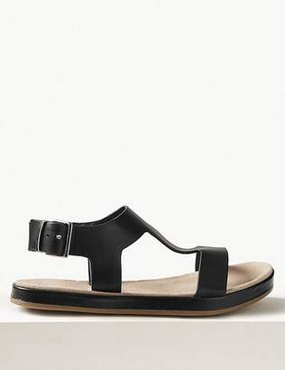 Marks and Spencer Leather T-Bar Sandals