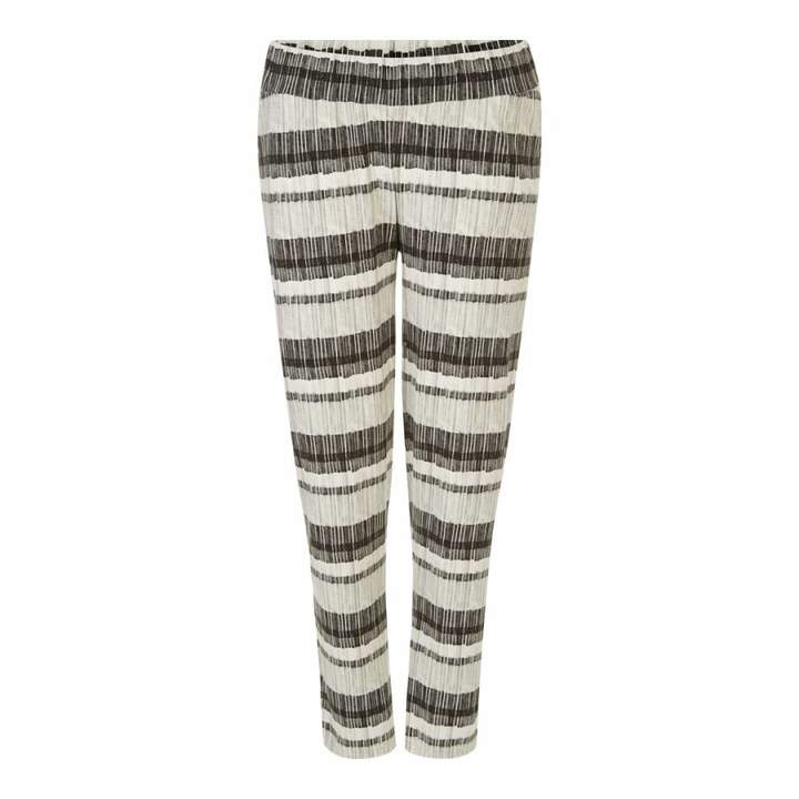 Multi Coloured Tonal Stripe Norwood Trousers