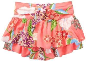 Crazy 8 Crazy8 Toddler Floral Ruffle Skort
