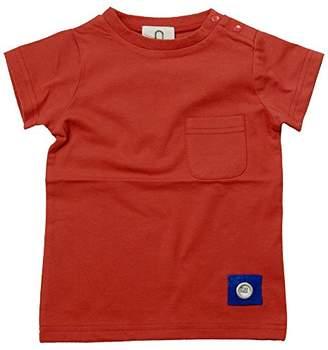 R & E (アール アンド イー) - 《年間定番》ZERO standard(ゼロスタンダード)19/-ラフィ天竺胸ポケット付き半袖Tシャツ 130cm /RE NO.B-100102