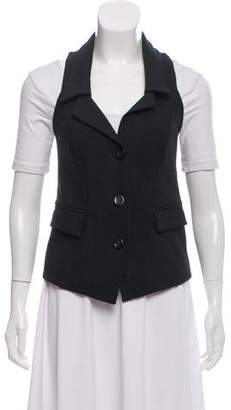 Diane von Furstenberg Virgin Wool Knit Vest