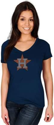 Majestic Women's Houston Astros Dream of Diamonds Tee