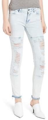 DL1961 Emma Power Legging Ripped Skinny Jeans